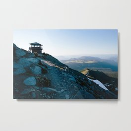 Fremont Lookout Metal Print
