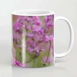 Purple Blooms Coffee Mug