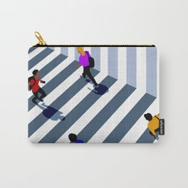 Step on the lines Carry-All Pouch