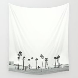 Bleached Beach Wall Tapestry