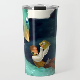 FANTASTIC BEASTS and where to find them Travel Mug