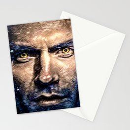 are you a mutant? Stationery Cards