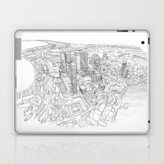 Canary Wharf Laptop & iPad Skin