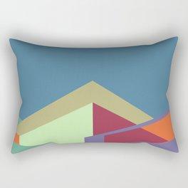 Living in the City Serie - Equilibrium Rectangular Pillow