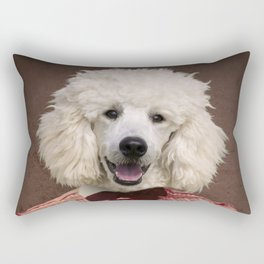 Mademoiselle Charlotte Rectangular Pillow