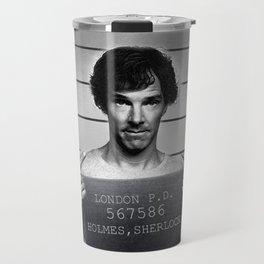Sherlocked Travel Mug