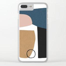 Bergen Clear iPhone Case