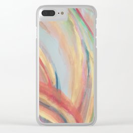 Inside the Rainbow Clear iPhone Case