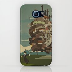 Moving Castle Galaxy S7 Slim Case