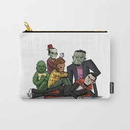 The Universal Monster Club Carry-All Pouch