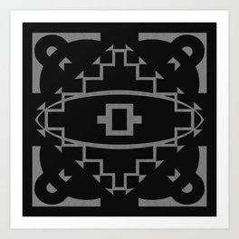 infinite eye Art Print