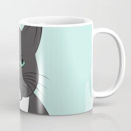 Meow, meow. Coffee Mug