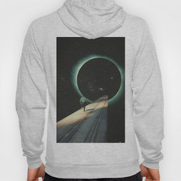 Escaping into the Void Hoody