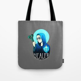 Healer: the Life of the Party Tote Bag