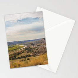 Badlands, Theodore Roosevelt NP, ND 22 Stationery Cards