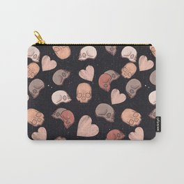 Skull Love Carry-All Pouch