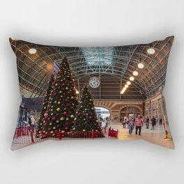 Central Railway Station, Grand Concourse, Sydney Rectangular Pillow