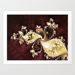 A Jux Tapestry Art Print