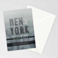 Metropolis New York Stationery Cards