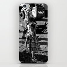 Little Girls at the Carnival iPhone & iPod Skin