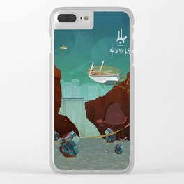 World of Tales Clear iPhone Case