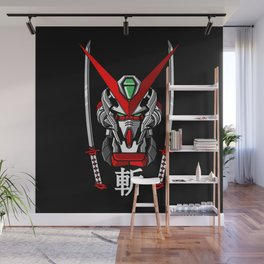 Gundam Astray Red Frame Wall Mural
