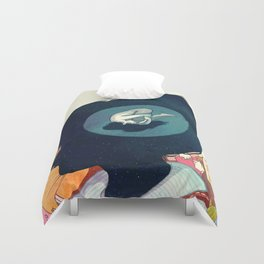 Inside Yourself Duvet Cover
