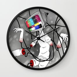 Connect Control Wall Clock