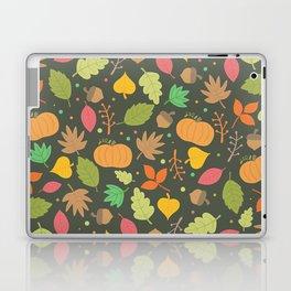 Thanksgiving pattern Laptop & iPad Skin