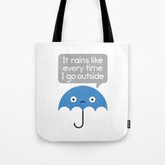 Umbrellativity Tote Bag