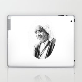 Mother Teresa Laptop & iPad Skin