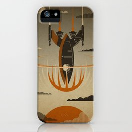 The Return iPhone Case