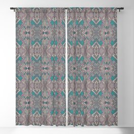 DECO SNAKE Blackout Curtain