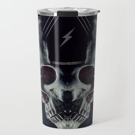 Triskull Travel Mug