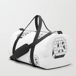 peace on the streets Duffle Bag