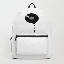 Melting Vinyl Backpack