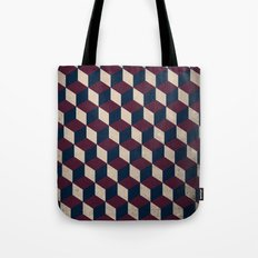pop cube Tote Bag