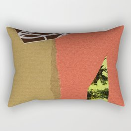 collage Rectangular Pillow