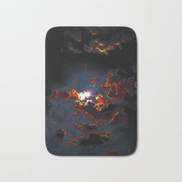 Light In The Dark Bath Mat