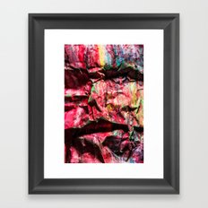 Soul Sacrifice Framed Art Print
