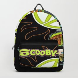 Scoobynatural And The Crew Backpack