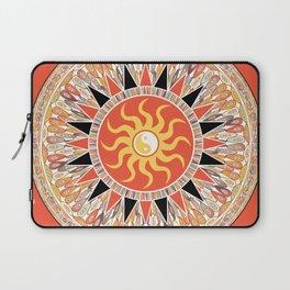 Sunshine mandala Laptop Sleeve