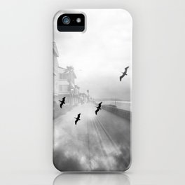 """Birds of a Feather"" Holga Double Exposure in San Diego, California iPhone Case"