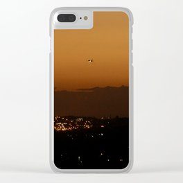 To the Destination Clear iPhone Case