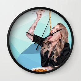 Kate Mckinnon Wall Clock