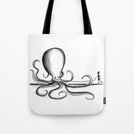 Abby and Sam Tote Bag