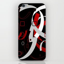 Simple Abstract iPhone Skin