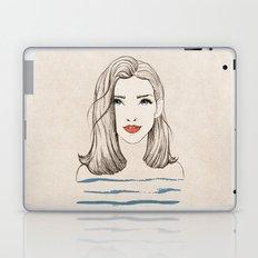 Sea girl Laptop & iPad Skin