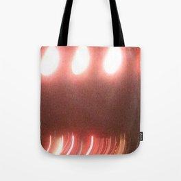 Abstracte Light Art in the Dark 20 Tote Bag