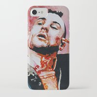 taxi driver iPhone & iPod Cases featuring Taxi driver by BaconFactory